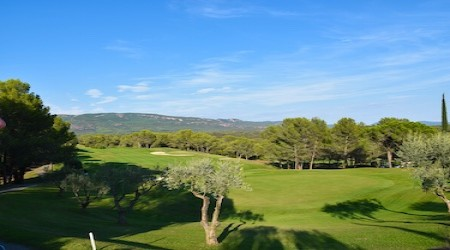 Golf spelen in Sainte-Maxime